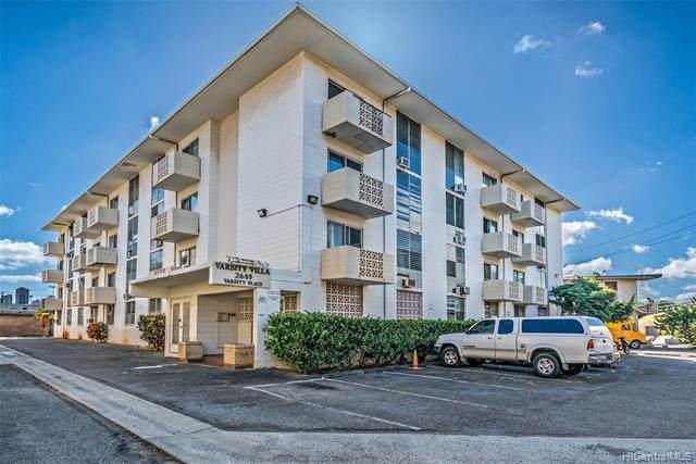 2649 Varsity Place #207, Honolulu, HI 96826 (MLS #202015092) :: Elite Pacific Properties