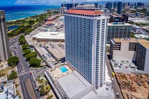 410 Atkinson Drive #2619, Honolulu, HI 96814 (MLS #202015107) :: Team Lally