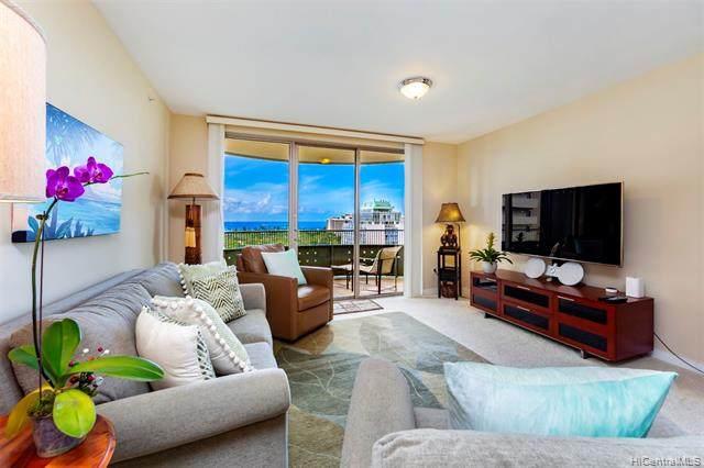 421 Olohana Street #1201, Honolulu, HI 96815 (MLS #202015118) :: Keller Williams Honolulu