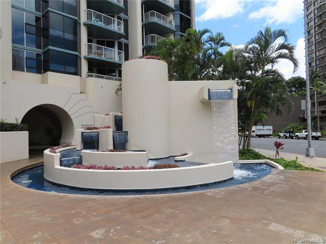 1212 Nuuanu Avenue #3808, Honolulu, HI 96817 (MLS #202015134) :: Elite Pacific Properties