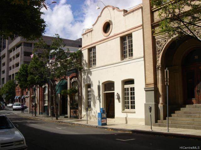 16 Merchant Street, Honolulu, HI 96813 (MLS #202015135) :: Barnes Hawaii