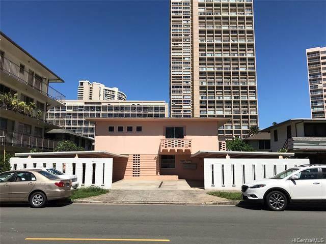 538 Kamoku Street, Honolulu, HI 96826 (MLS #202015147) :: Elite Pacific Properties