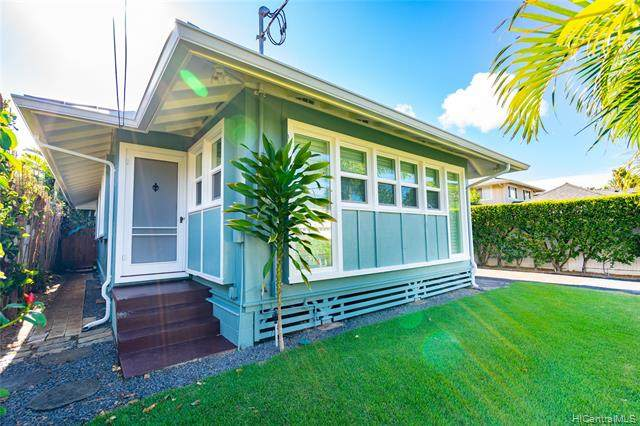933 Wailupe Place, Honolulu, HI 96821 (MLS #202015150) :: Corcoran Pacific Properties
