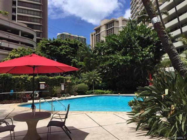 425 Ena Road 1005A, Honolulu, HI 96815 (MLS #202015153) :: Keller Williams Honolulu
