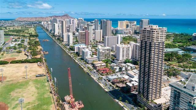 444 Niu Street #1905, Honolulu, HI 96815 (MLS #202015156) :: Keller Williams Honolulu