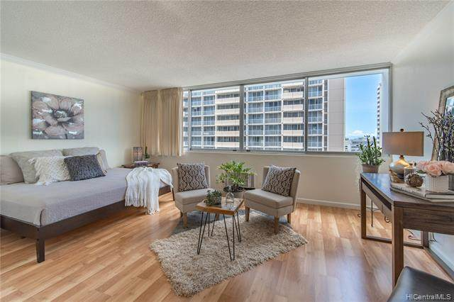 1560 Kanunu Street #916, Honolulu, HI 96814 (MLS #202015158) :: Elite Pacific Properties