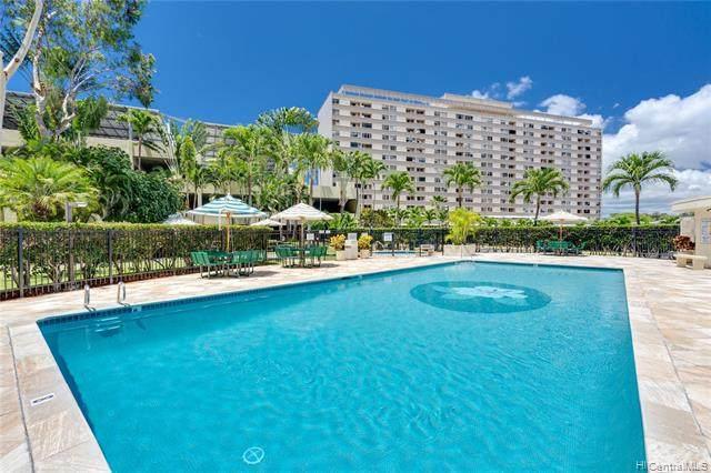 3161 Ala Ilima Street #809, Honolulu, HI 96818 (MLS #202015170) :: The Ihara Team