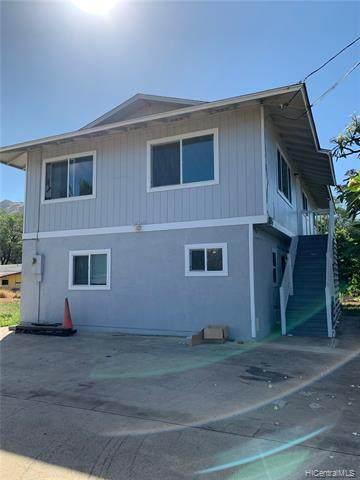 85-038 Farrington Highway, Waianae, HI 96792 (MLS #202015187) :: Elite Pacific Properties