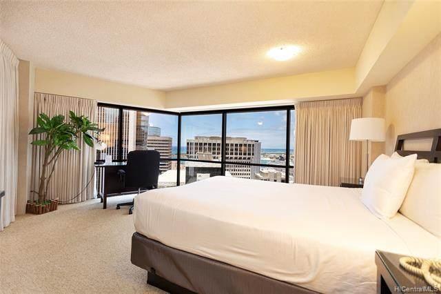 1088 Bishop Street #2605, Honolulu, HI 96813 (MLS #202015196) :: Elite Pacific Properties