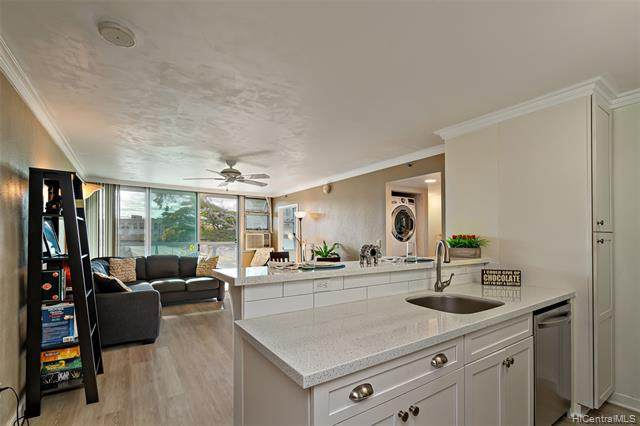 215 N King Street #210, Honolulu, HI 96817 (MLS #202015208) :: Elite Pacific Properties