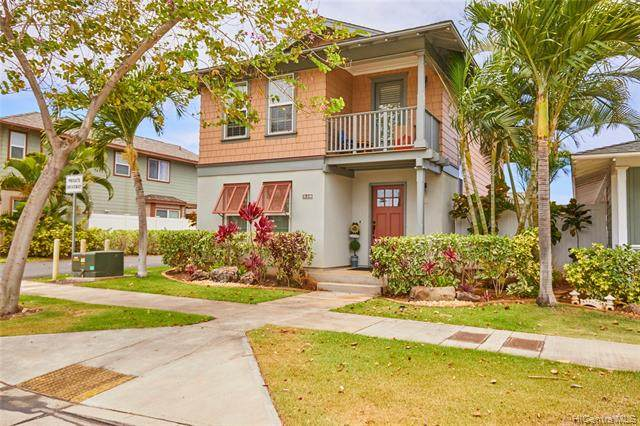 91-2180 Kaiwawalo Street, Ewa Beach, HI 96706 (MLS #202015219) :: Elite Pacific Properties