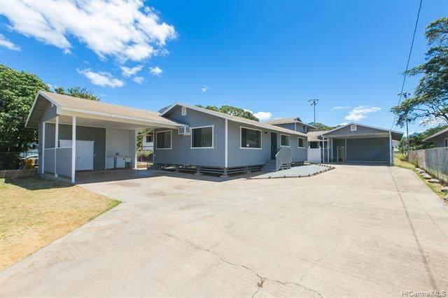 85-758 Lihue Street, Waianae, HI 96792 (MLS #202015228) :: The Ihara Team