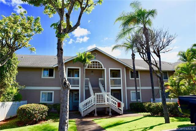94-545 Lumiaina Street S203, Waipahu, HI 96797 (MLS #202015255) :: Barnes Hawaii