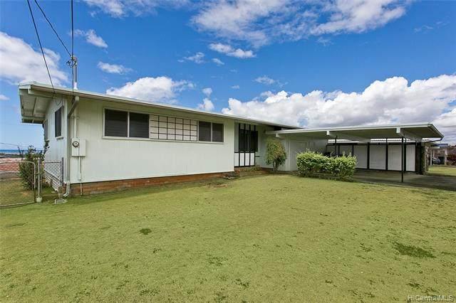1455 Kolopua Street, Honolulu, HI 96819 (MLS #202015264) :: The Ihara Team