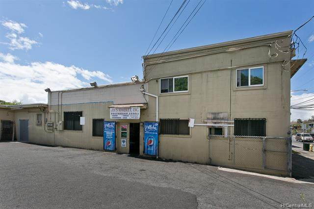 2161 N School Street, Honolulu, HI 96819 (MLS #202015286) :: Elite Pacific Properties