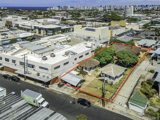 1224 Koko Head Avenue, Honolulu, HI 96816 (MLS #202015287) :: Elite Pacific Properties