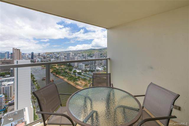 445 Seaside Avenue #3902, Honolulu, HI 96815 (MLS #202015288) :: Elite Pacific Properties