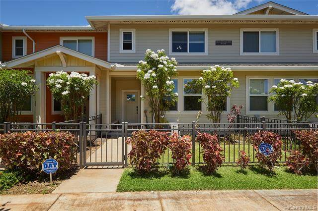 550 Kamaaha Avenue #803, Kapolei, HI 96707 (MLS #202015290) :: Barnes Hawaii