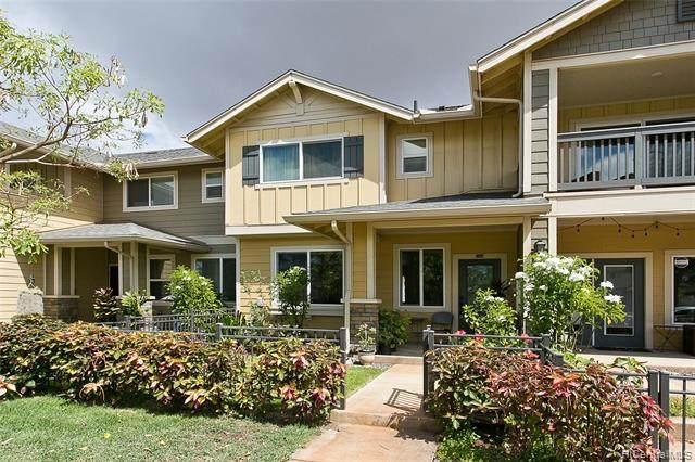 91-960 Iwikuamoo Street #907, Ewa Beach, HI 96706 (MLS #202015294) :: Barnes Hawaii