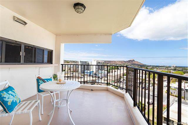 3138 Waialae Avenue #1018, Honolulu, HI 96816 (MLS #202015303) :: Elite Pacific Properties