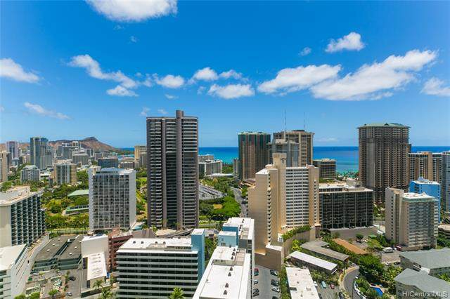 400 Hobron Lane #3305, Honolulu, HI 96815 (MLS #202015332) :: Elite Pacific Properties