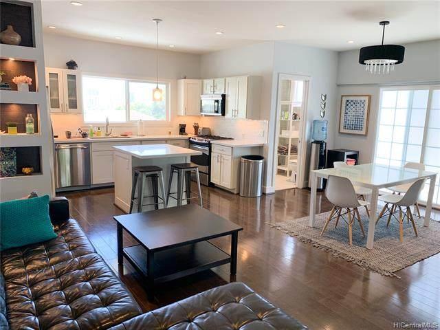 3209 Harding Avenue, Honolulu, HI 96816 (MLS #202015338) :: Corcoran Pacific Properties