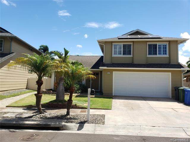 91-321 Hoowalea Place, Ewa Beach, HI 96706 (MLS #202015339) :: Elite Pacific Properties