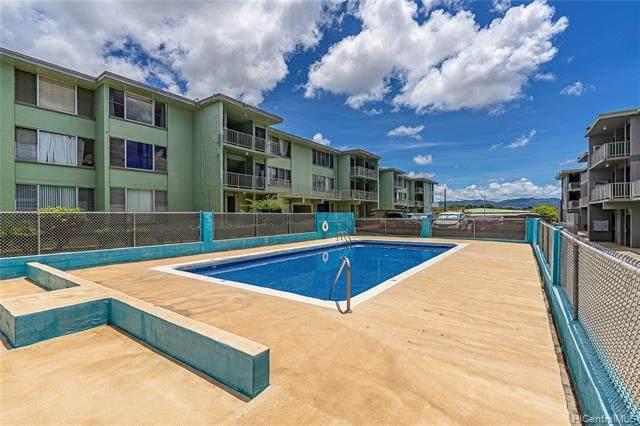 94-246 Leoku Street G119, Waipahu, HI 96797 (MLS #202015347) :: The Ihara Team