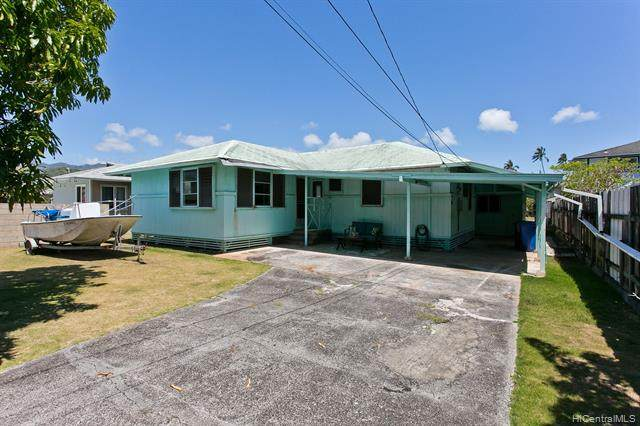 546 Hooulu Street, Kailua, HI 96734 (MLS #202015351) :: Keller Williams Honolulu