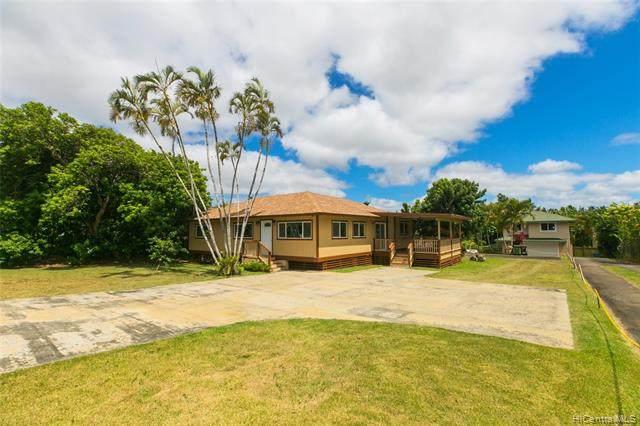1668 California Avenue, Wahiawa, HI 96786 (MLS #202015358) :: Keller Williams Honolulu