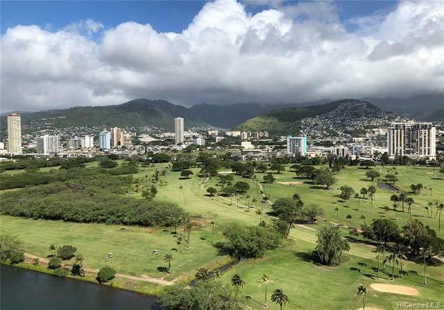 320 Liliuokalani Avenue #2304, Honolulu, HI 96815 (MLS #202015367) :: Barnes Hawaii