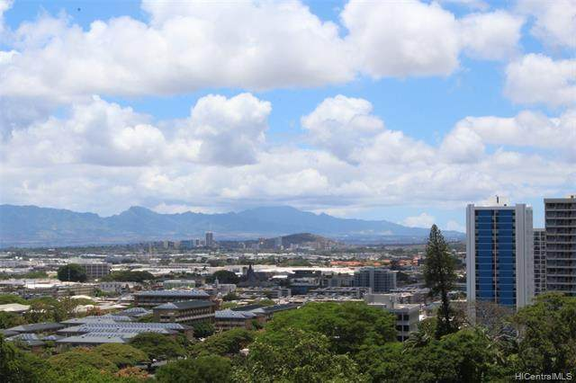 1519 Nuuanu Avenue #1542, Honolulu, HI 96817 (MLS #202015381) :: Elite Pacific Properties