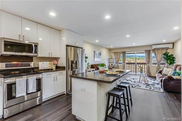 98-1433 Kaahumanu Street C, Aiea, HI 96701 (MLS #202015400) :: Elite Pacific Properties