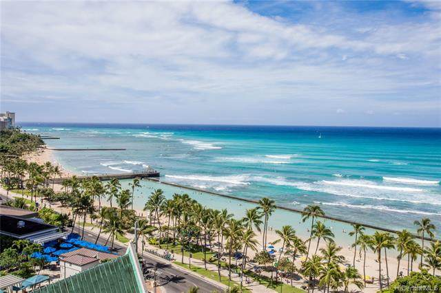 2500 Kalakaua Avenue #1504, Honolulu, HI 96815 (MLS #202015414) :: Elite Pacific Properties