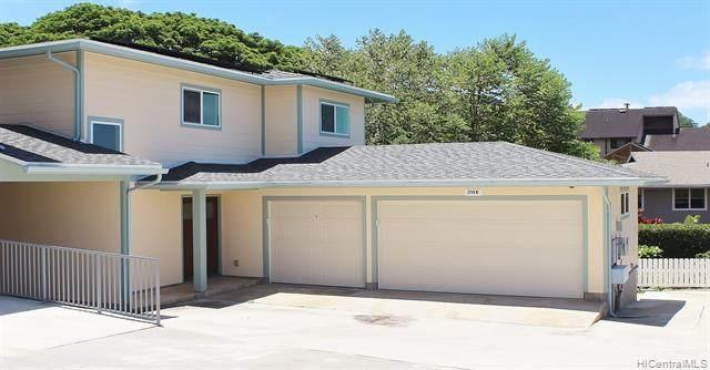 2289 Liliha Street E, Honolulu, HI 96817 (MLS #202015418) :: Team Lally