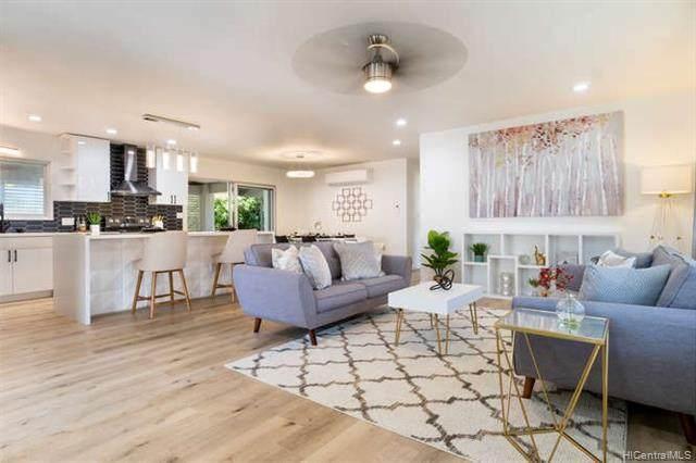 1184 Iki Place, Honolulu, HI 96821 (MLS #202015426) :: Island Life Homes