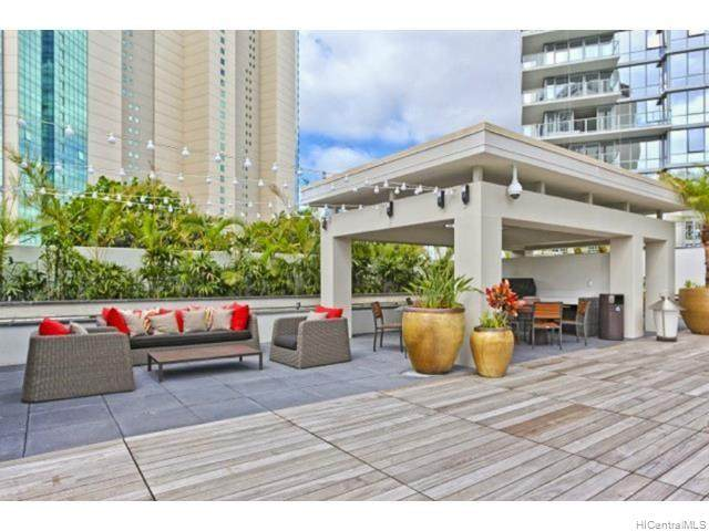 1189 Waimanu Street #1402, Honolulu, HI 96814 (MLS #202015452) :: Barnes Hawaii