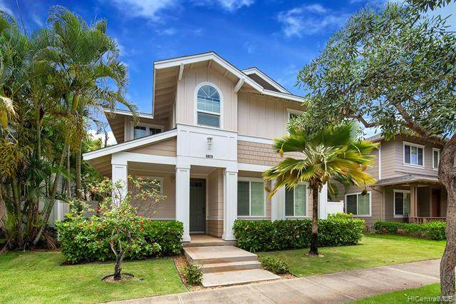 91-1061 Hokuikekai Street, Ewa Beach, HI 96706 (MLS #202015454) :: Keller Williams Honolulu