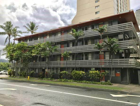 455 Lewers Street #16, Honolulu, HI 96815 (MLS #202015475) :: Keller Williams Honolulu