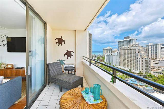 2410 Cleghorn Street #2001, Honolulu, HI 96815 (MLS #202015510) :: Elite Pacific Properties