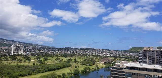 2345 Ala Wai Boulevard #2103, Honolulu, HI 96815 (MLS #202015512) :: Elite Pacific Properties