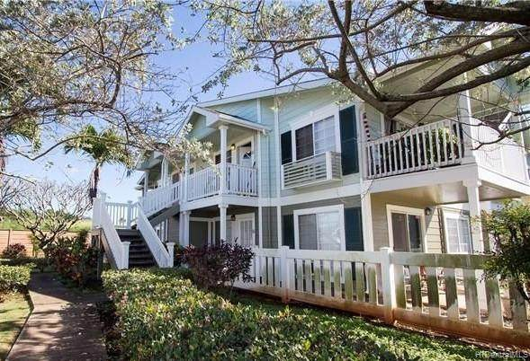 94-598 Lumiauau Street Q204, Waipahu, HI 96797 (MLS #202015535) :: Barnes Hawaii