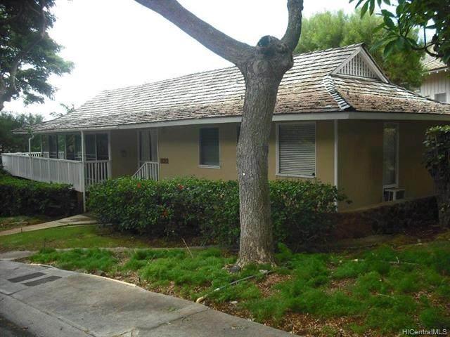 1444 Kalaniiki Street #6, Honolulu, HI 96821 (MLS #202015558) :: Elite Pacific Properties