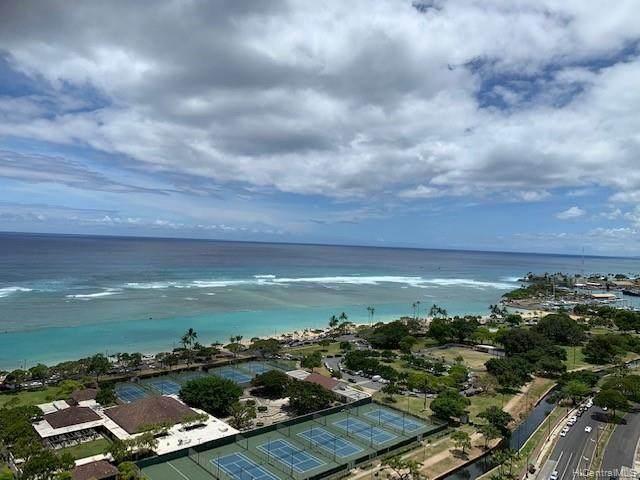 1330 Ala Moana Boulevard #2603, Honolulu, HI 96814 (MLS #202015559) :: Elite Pacific Properties