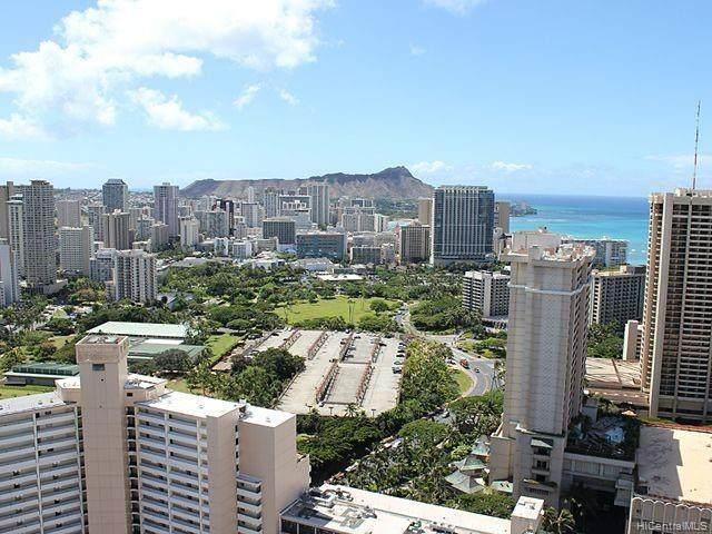 343 Hobron Lane #4402, Honolulu, HI 96815 (MLS #202015566) :: Elite Pacific Properties