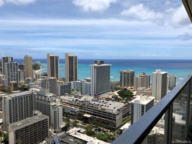445 Seaside Avenue #4305, Honolulu, HI 96815 (MLS #202015567) :: The Ihara Team