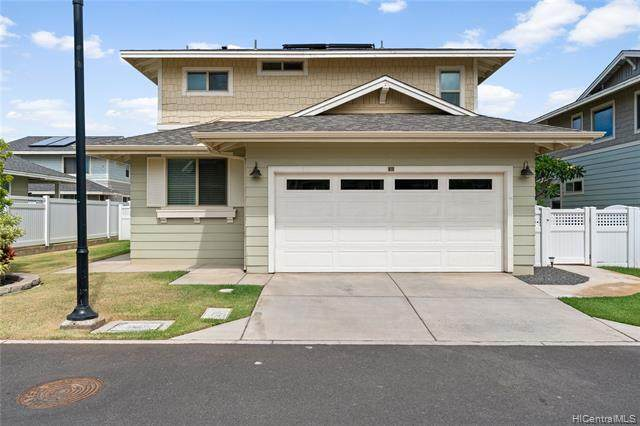 801 Kakala Street #33, Kapolei, HI 96707 (MLS #202015570) :: Elite Pacific Properties