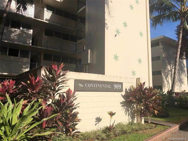 909 Kaheka Street B106, Honolulu, HI 96814 (MLS #202015596) :: The Ihara Team