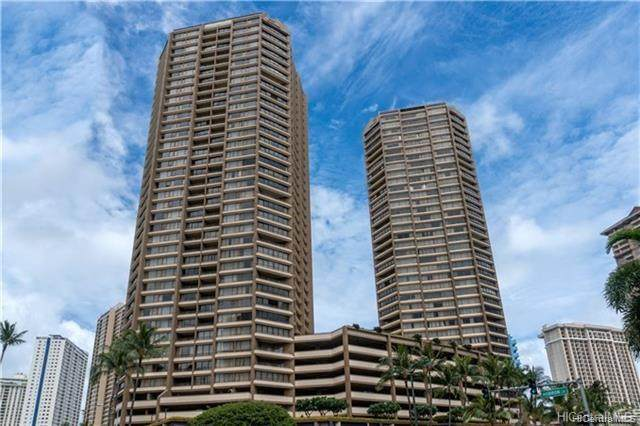 1778 Ala Moana Boulevard #814, Honolulu, HI 96815 (MLS #202015607) :: Elite Pacific Properties