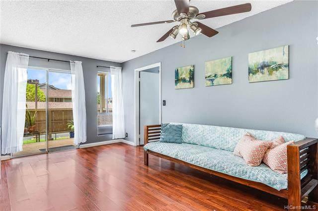 95-510 Wikao Street L105, Mililani, HI 96789 (MLS #202015609) :: LUVA Real Estate